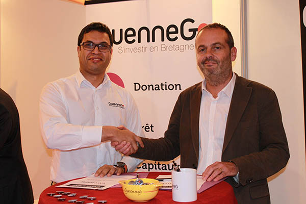 reseau entreprendre partenariat gwenneg