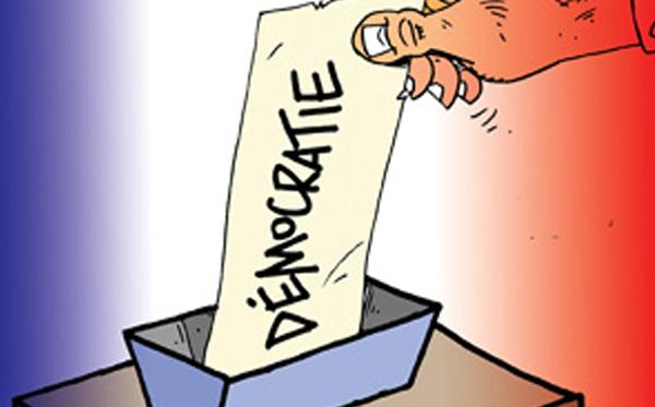 dessin démocratie vote gwenneg