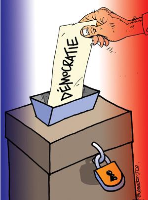 dessin democratie vote gwenneg