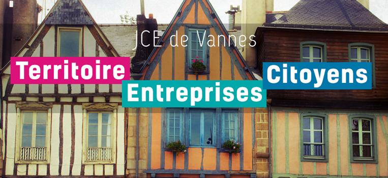 JCE de Vannes : Territoire, entreprises et citoyens