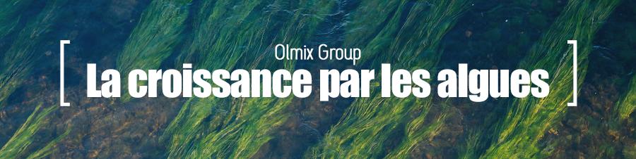 Veille économique bretonne : Olmix Group, la croissance par les algues