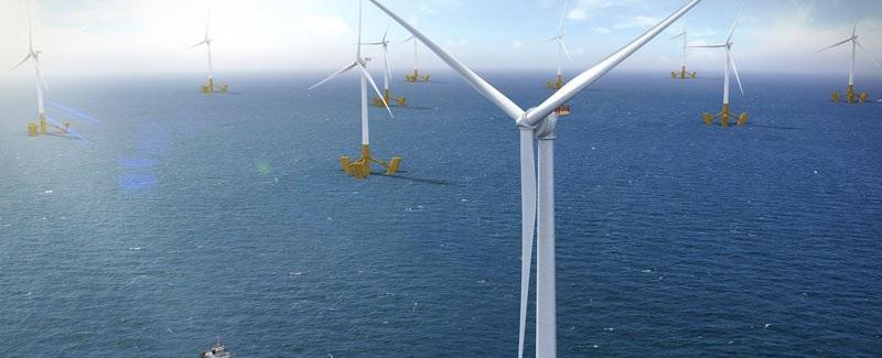 Les opportunités éoliennes de l'île de Groix